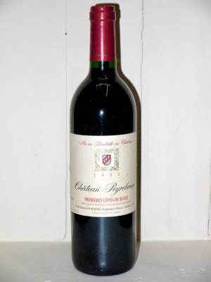 Château Peyrebrune 1994