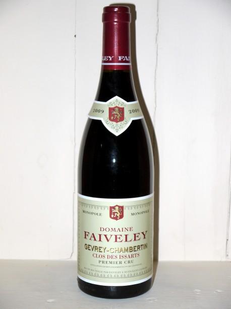 "Gevrey-Chambertin 2009 ""Clos des Issarts"" Domaine Faiveley"