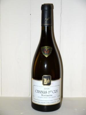 Grands vins Chablis Chablis 1er Cru 2006 Montmains Domaine J.Collet et fils