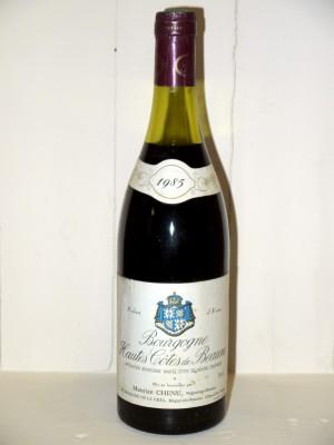 Bourgogne Hautes Côtes de Beaune 1985 Domaine de la Créa