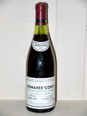 Romanée-Conti 1976