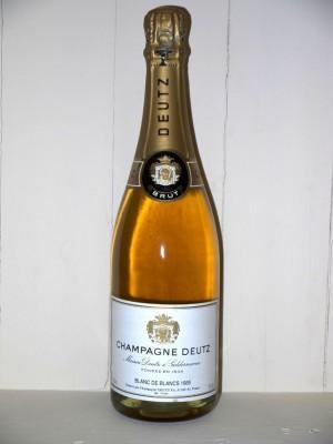 Champagne Deutz Blanc de Blancs Millésimé 1985