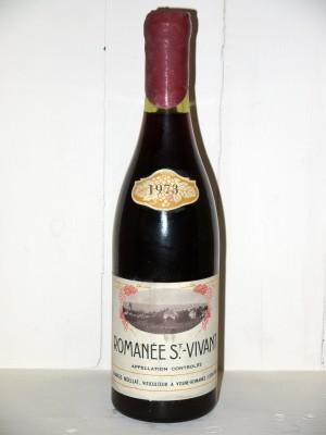 Romanée Saint-Vivant 1973 Domaine Charles Noellat