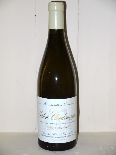 Corton-Charlemagne 1997 Domaine Rapet