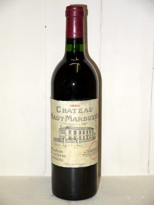Château Haut-Marbuzet 1990