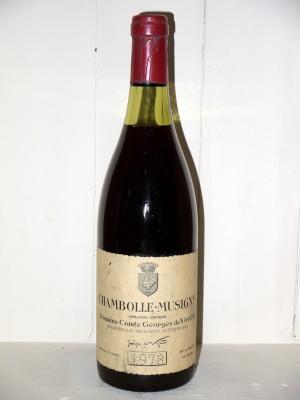 Chambolle-Musigny 1978 Domaine Comte Georges de Vogüé