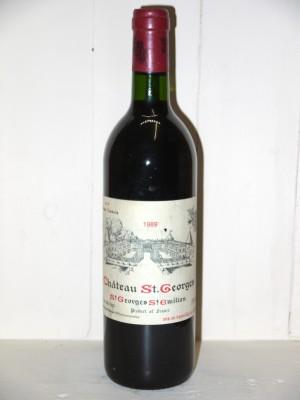 Château Saint-Georges 1989