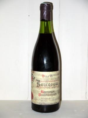 Bourgogne Passetoutgrain 1974