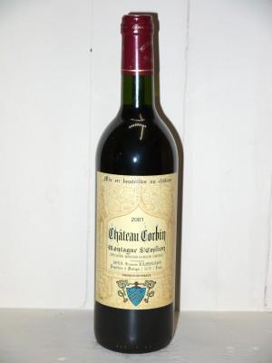 Château Corbin 2001