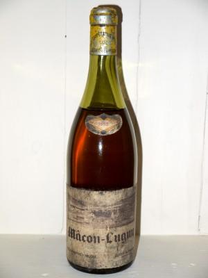 Macon-Lugny 1952 Coopérative Viticole de Lugny