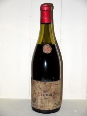 Grands vins Pommard Pommard 1934