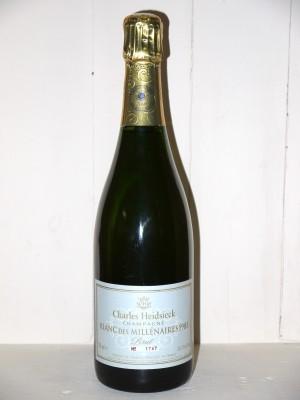 Champagne Blanc des Millénaires 1983 L'Oenothèque en coffret