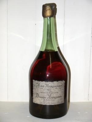 Spiritueux de collection  Magnum Bas Armagnac 1955 Domaine Boingnères