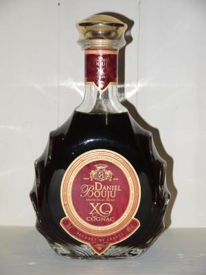 Spiritueux ancien   Cognac XO Daniel Bouju en coffret