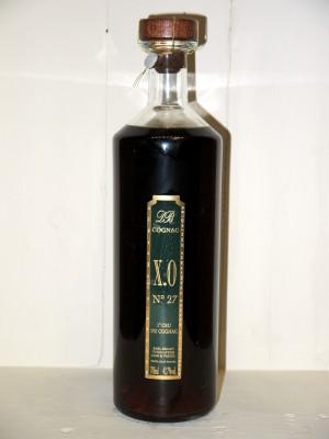 Cognac XO n°27 Daniel Bouju en coffret
