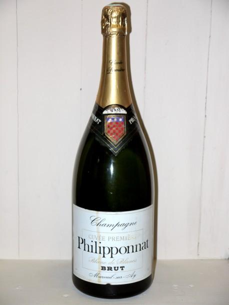"""Magnum Champagne Philipponnat 1976 """"Cuvée Première"""" Blanc de Blancs"""