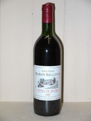 Château Baron-Bellevue 1986