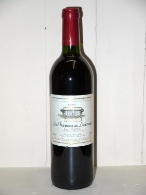 """Château Liversan """"Les Charmes de Liversan"""" 1995"""