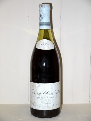 Gevrey-Chambertin 1979 Leroy