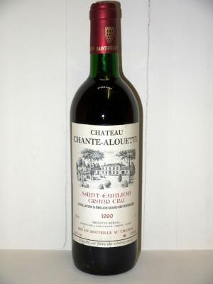 Château Chante-Alouette 1990