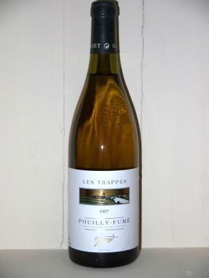 """Grands crus Autres appellations de Bordeaux Pouilly fumé 1997 """"Les trappes"""" Domaine Guy Sâget"""