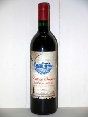 Château Cruzeau 1986