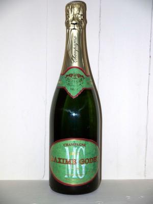 Champagne Maxime Godet Brut 1er cru