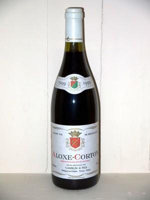 Aloxe-Corton 1999 Domaine Lamblinet fils
