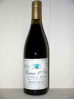 Millesime prestige Beaune - Savigny-les-Beaune Beaune 1er cru Le Clos des mouches 1994 Domaine François Gaunoux