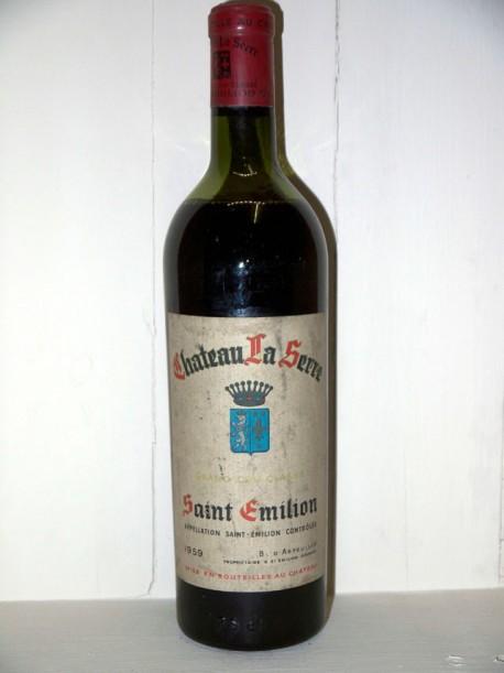 Château La Serre 1959