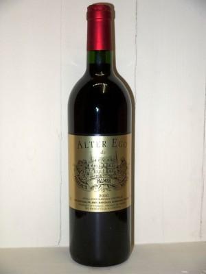 Château Palmer alter ego 2000