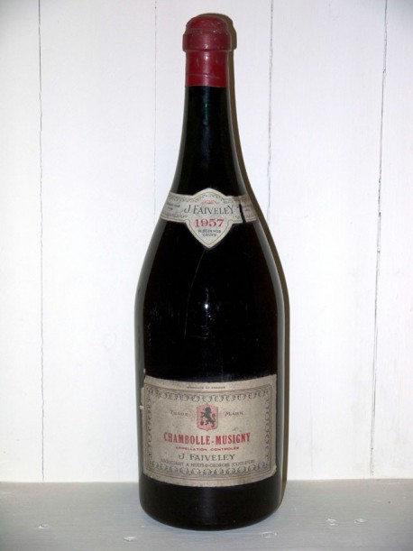 Magnum Chambolle-Musigny 1957 Domaine Faiveley