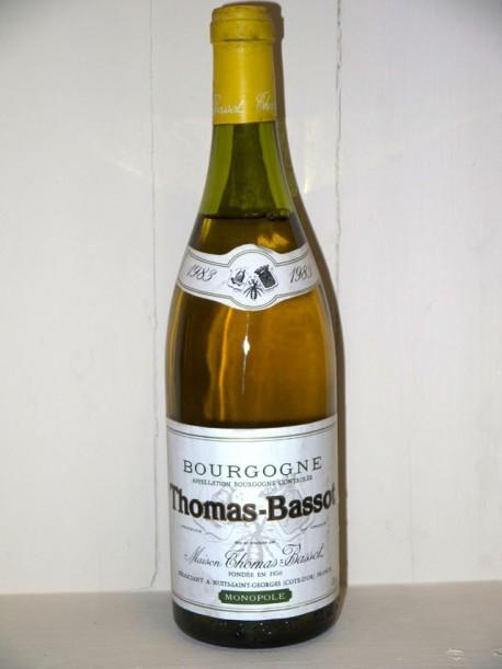 Bourgogne 1983 Maison Thomas-Bassot