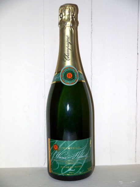 Champagne Blanc de noirs Waris-Hubert