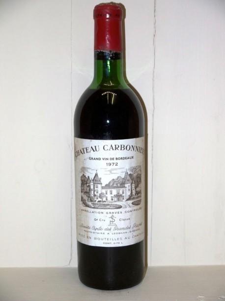 Château Carbonnieux 1972