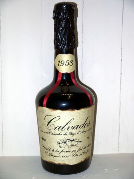 Magnum Calvados du pays d'Auge 1958 G Périgault