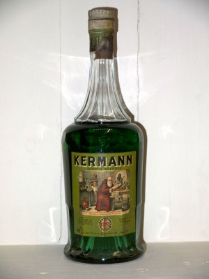 Liqueur de prestige Liqueur n 2 Kermann années 50