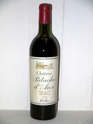 Grands vins Gigondas Château Patache d'aux 1964
