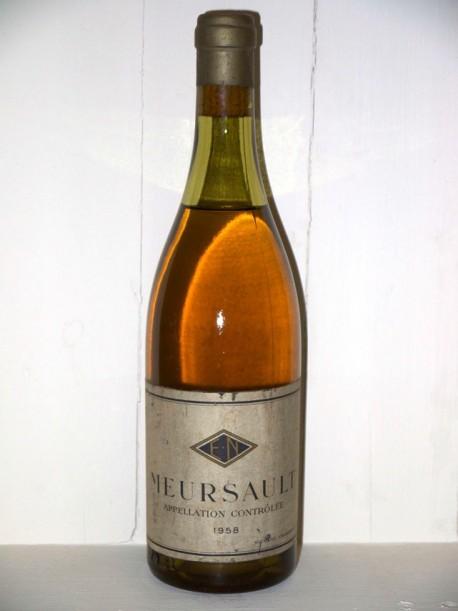 Meursault 1958