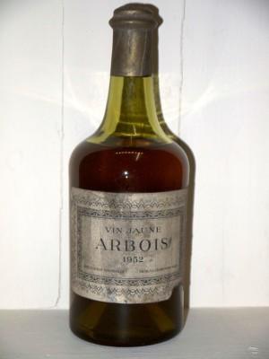 Vin jaune Arbois 1952