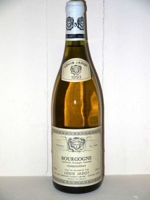 Bourgogne Chardonnay Louis Jadot 1993