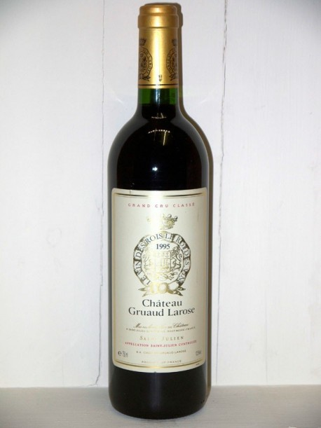Château Gruaud Larose 1995