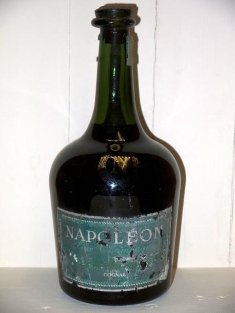 Magnum Cognac Napoléon fine champagne Bisquit Dubouché et cie présumé des années 60