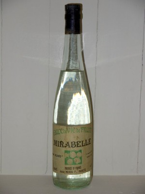 Grand Others  Mirabelle Eau-de-vie Georges Allard presumed 1970/80s