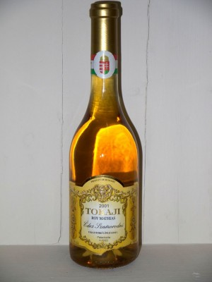 Grands vins Étranger Tokaji BorKulonlegesseg edes szamorodni Roy Mathias 2001