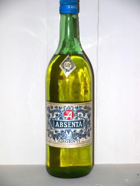 Absenta Argenti Circa années 70