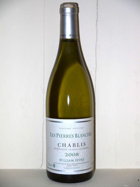 "Chablis ""Les pierres Blanches"" 2008 William Fevre"