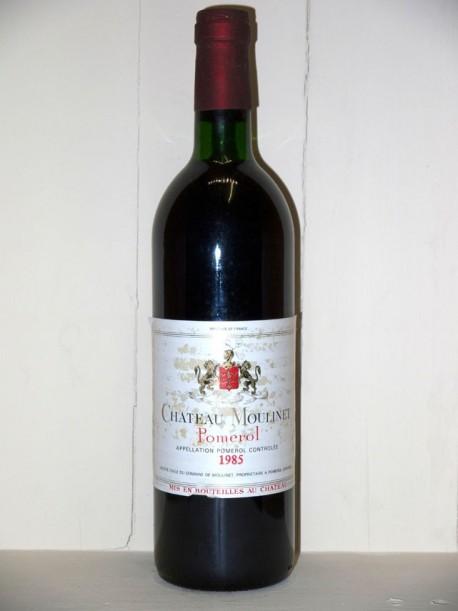 Château Moulinet 1985