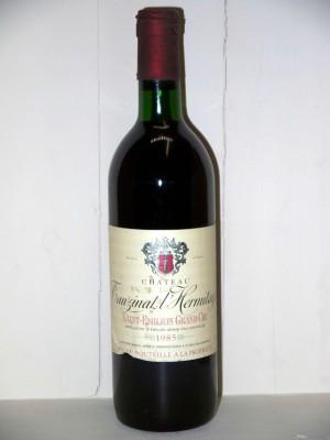 Grands crus Pomerol - Lalande de Pomerol Château Tauzinat l'Hermitage 1985