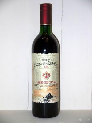 Château Canon-la-Gaffelière 1985